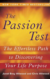 Passion Test Cover